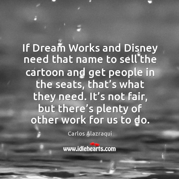 Image, If dream works and disney need that name to sell the cartoon and get people in the seats