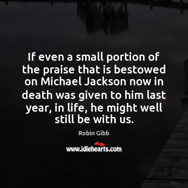 If even a small portion of the praise that is bestowed on Image