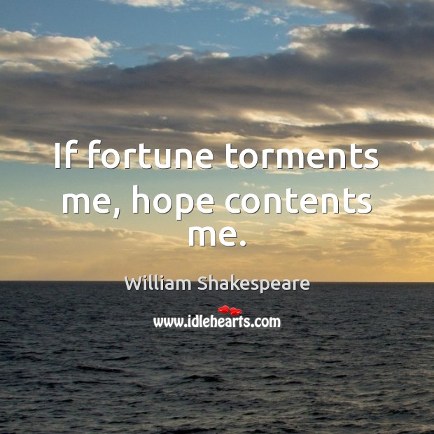 Image, Contents, Fortune, Hope, Ifs, Life, Me, Torment, Torments