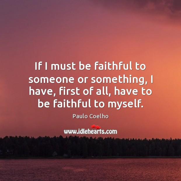 Faithful Quotes