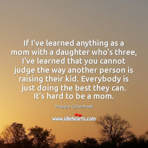 If I've learned anything as a mom with a daughter who's three, Image