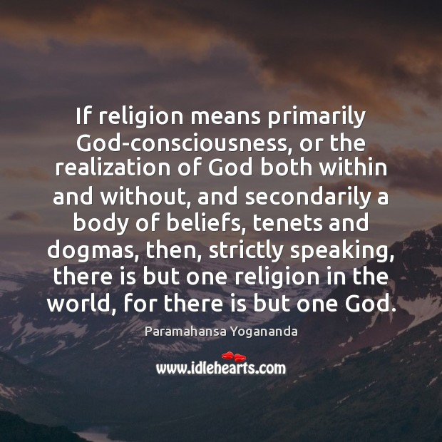 Picture Quote by Paramahansa Yogananda
