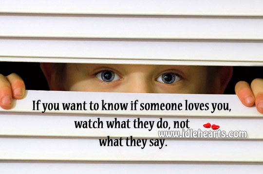 What To Know If Someone Loves You?
