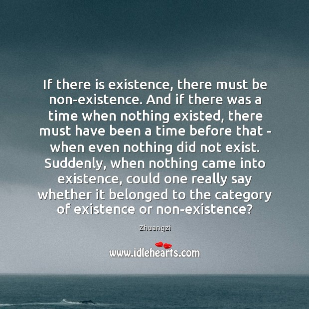 Picture Quote by Zhuangzi