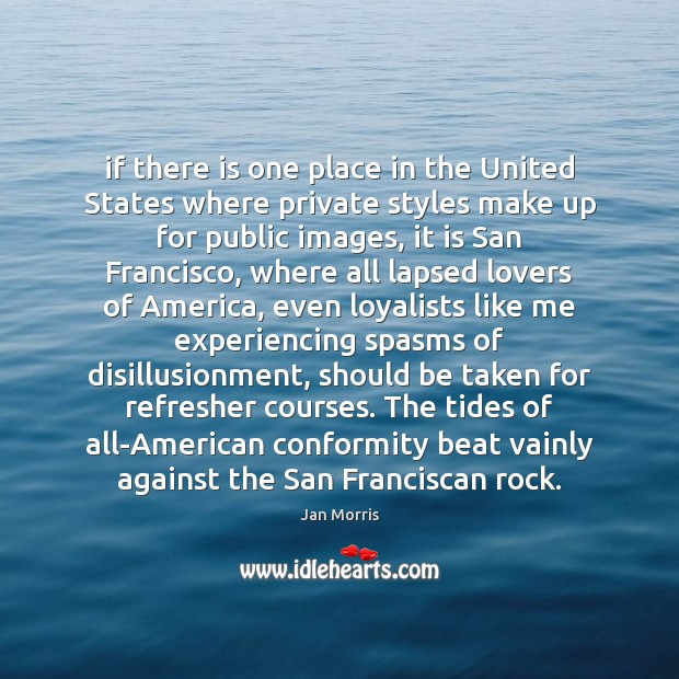 Image, If there is one place in the United States where private styles