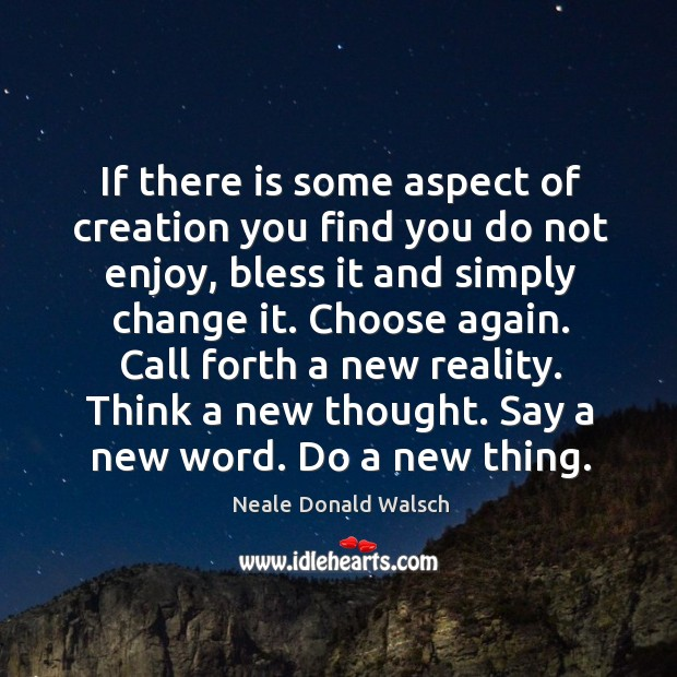 If there is some aspect of creation you find you do not Image