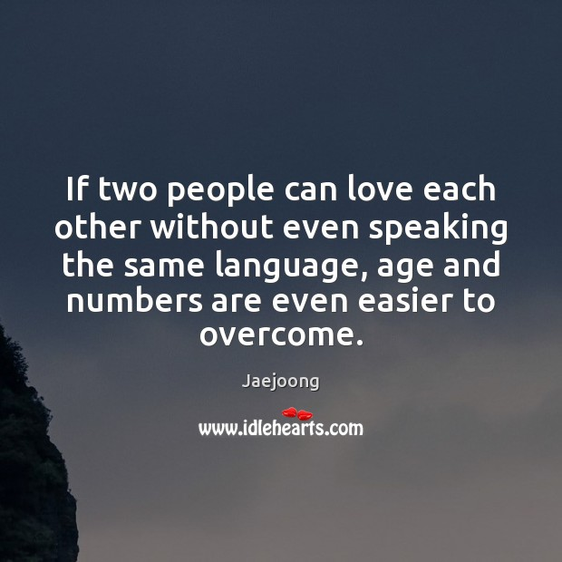 Love Each Other When Two Souls: Most Of The Problems In Life Are Because Of Two Reasons: