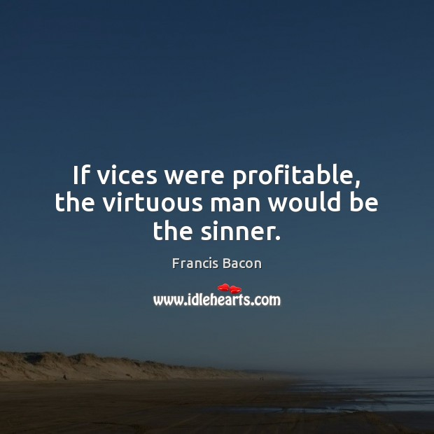Picture Quote by Francis Bacon