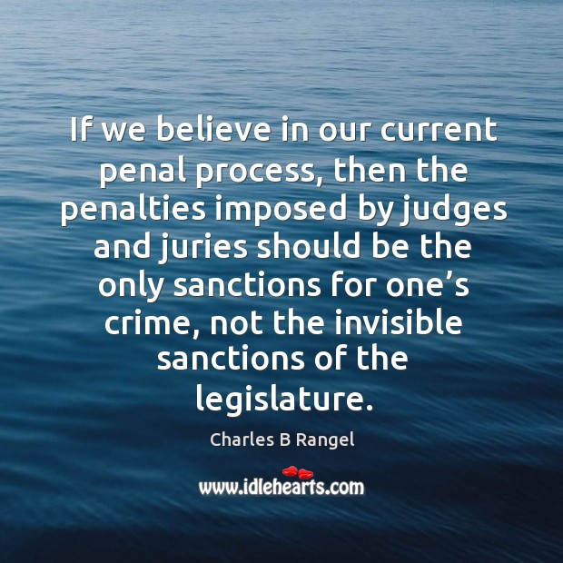 Picture Quote by Charles B Rangel
