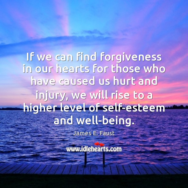 Image, If we can find forgiveness in our hearts for those who have