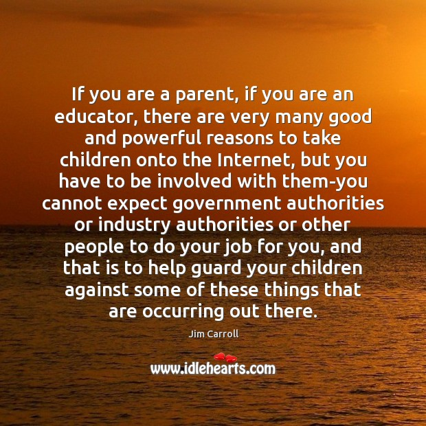 If you are a parent, if you are an educator, there are Image