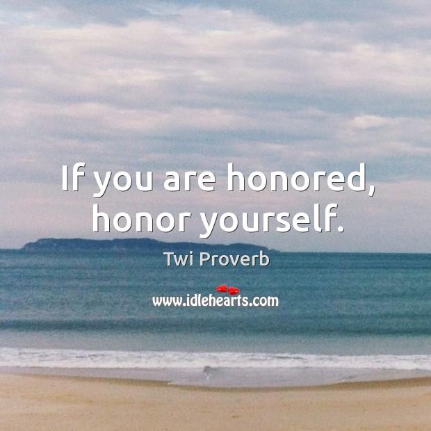 Twi Proverbs