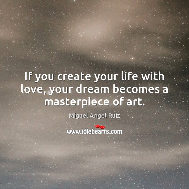 how to create love in your life