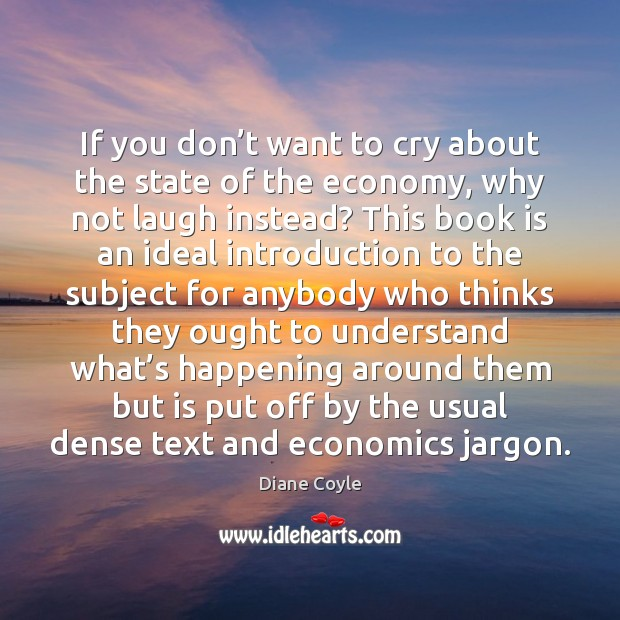 If you don't want to cry about the state of the Books Quotes Image