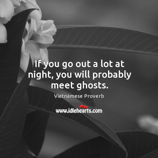 Vietnamese Proverbs
