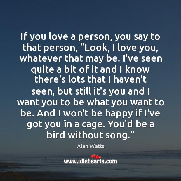 Love person you 12 Sad