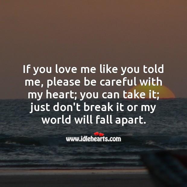 Sad Love Messages