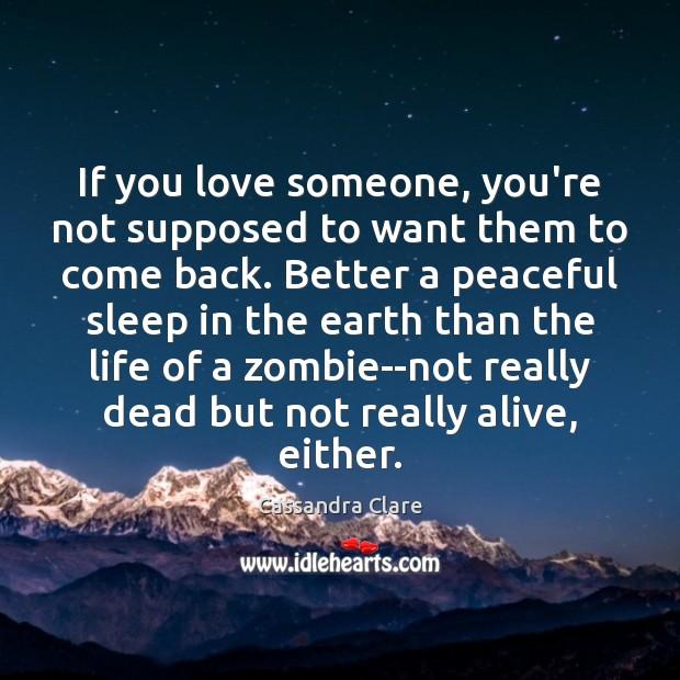 Love Someone Quotes Image