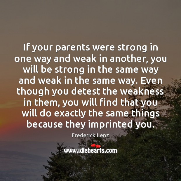 Be Strong Quotes