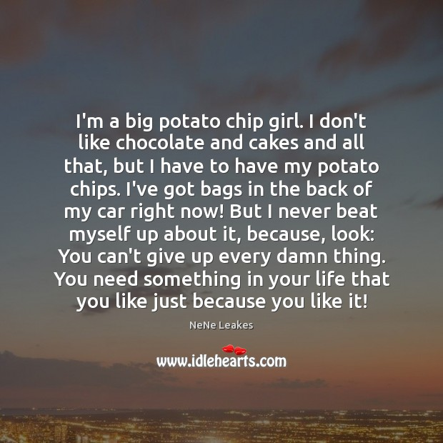 I Like A Girl Quotes: Quotes About Chip / Picture Quotes And Images On Chip