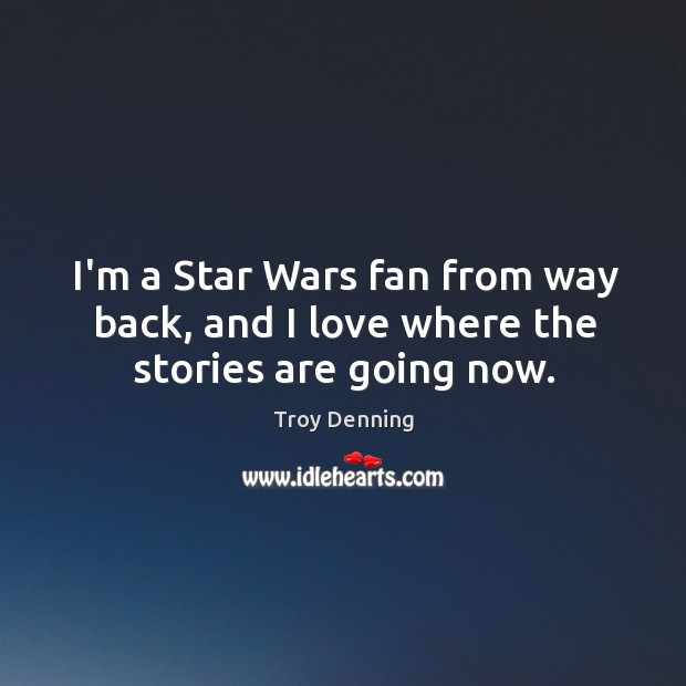 Picture Quote by Troy Denning