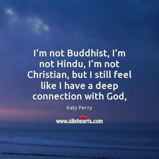 I'm not Buddhist, I'm not Hindu, I'm not Christian, Image