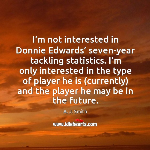 Image, I'm only interested in the type of player he is (currently) and the player he may be in the future.