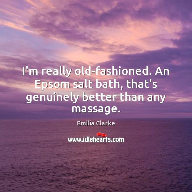 Picture Quote by Emilia Clarke