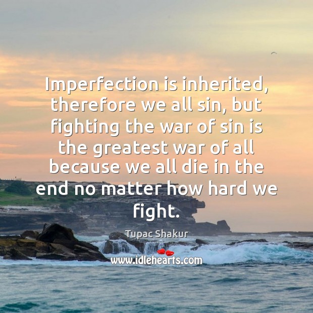 Imperfection Quotes Image