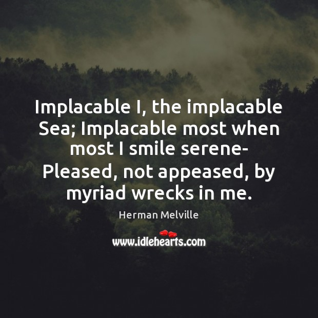 Picture Quote by Herman Melville