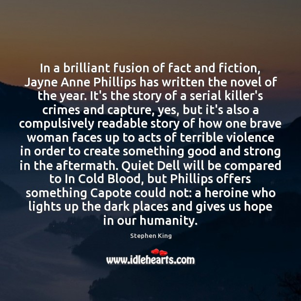 Image, In a brilliant fusion of fact and fiction, Jayne Anne Phillips has