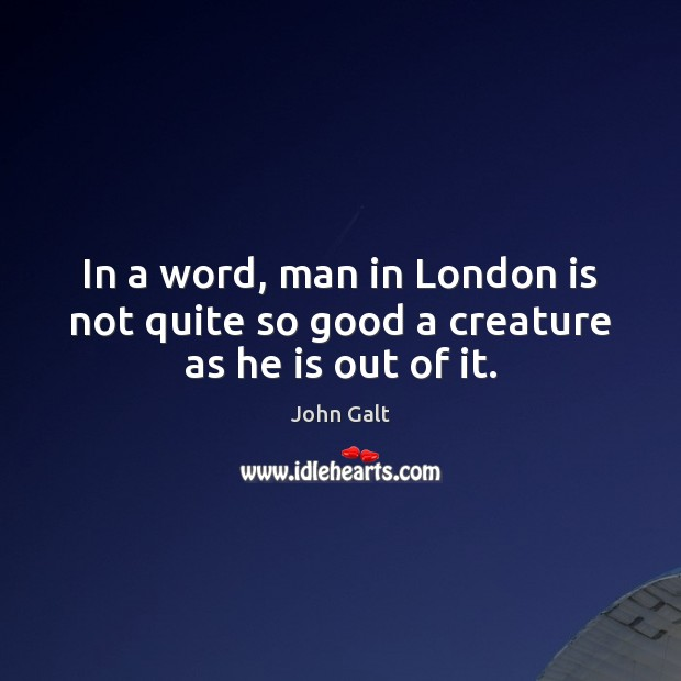 Picture Quote by John Galt
