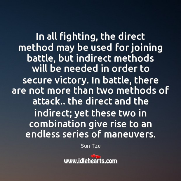 Picture Quote by Sun Tzu