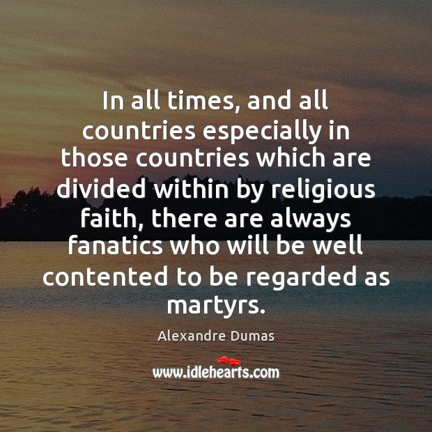 Image, In all times, and all countries especially in those countries which are