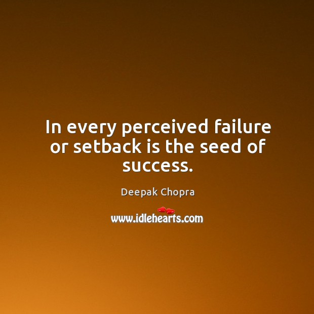 Picture Quote by Deepak Chopra