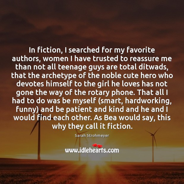 In fiction, I searched for my favorite authors, women I have trusted Image