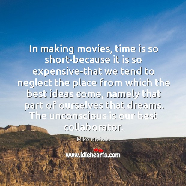 Picture Quote by Mike Nichols