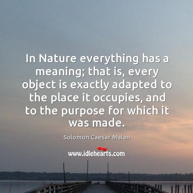 Picture Quote by Solomon Caesar Malan