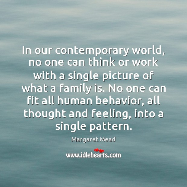 In our contemporary world, no one can think or work with a Behavior Quotes Image