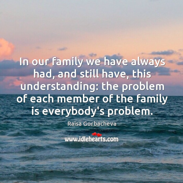 Family Quotes
