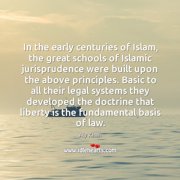 Image, In the early centuries of islam, the great schools of islamic jurisprudence were