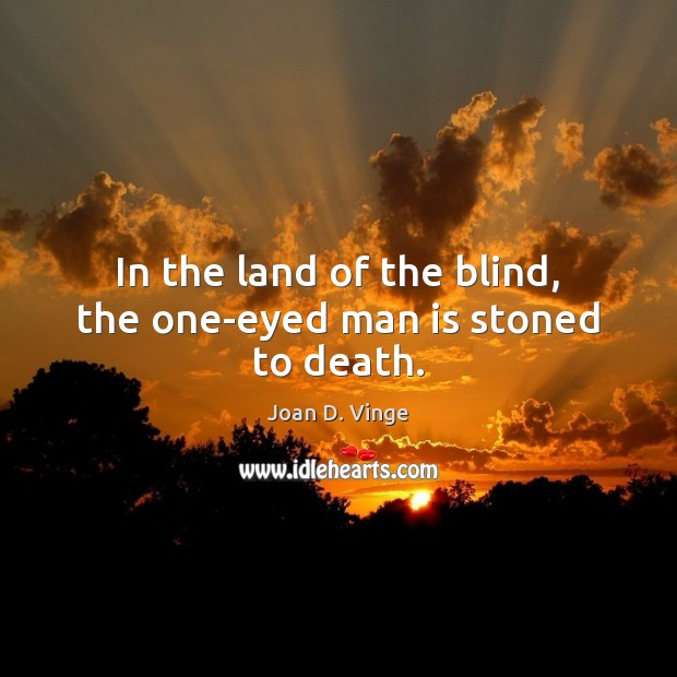 Images About Blind Men Quotes: Quotes About Blind Man / Picture Quotes And Images On