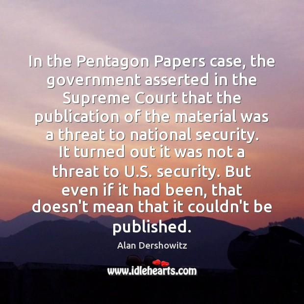 Picture Quote by Alan Dershowitz