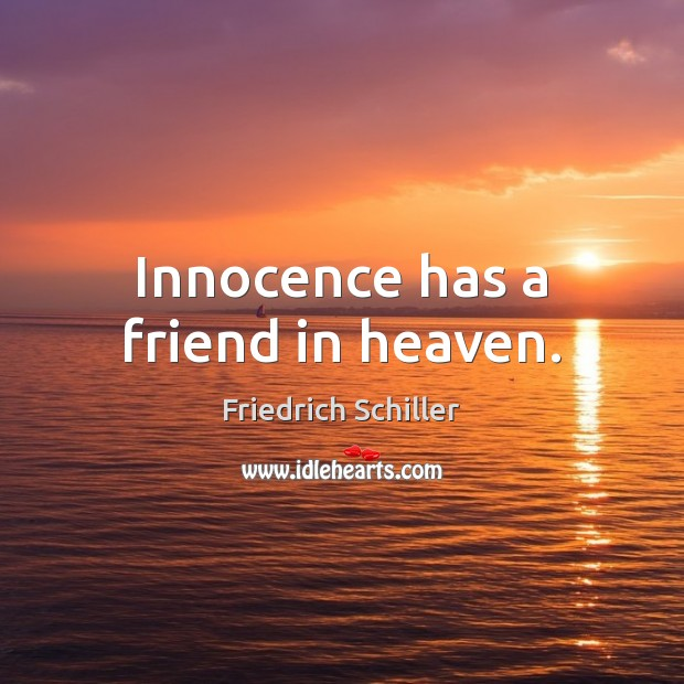 Picture Quote by Friedrich Schiller