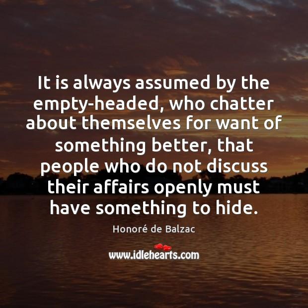 Picture Quote by Honoré de Balzac