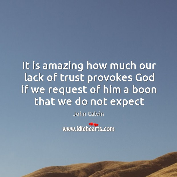 Picture Quote by John Calvin