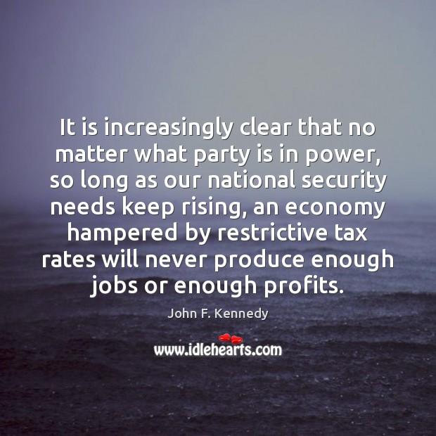 Image, It is increasingly clear that no matter what party is in power,