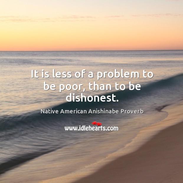 Native American Anishinabe Proverbs
