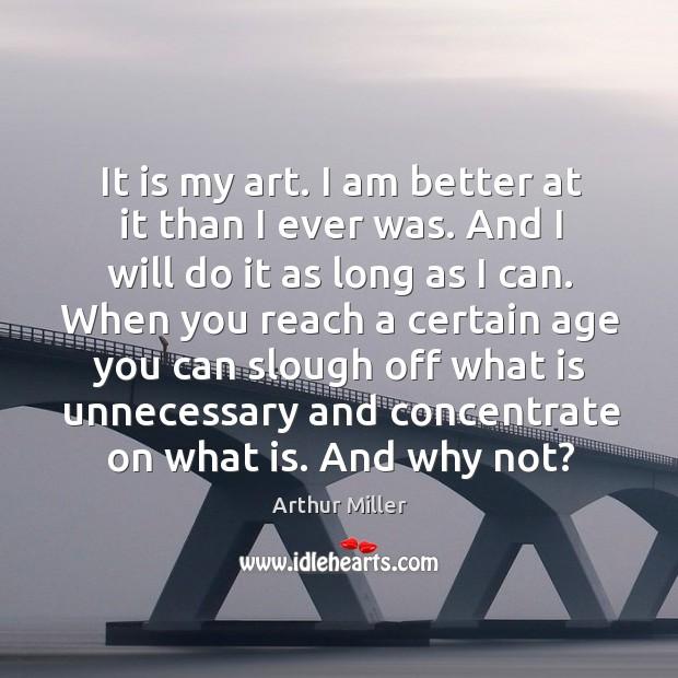 It is my art. Image