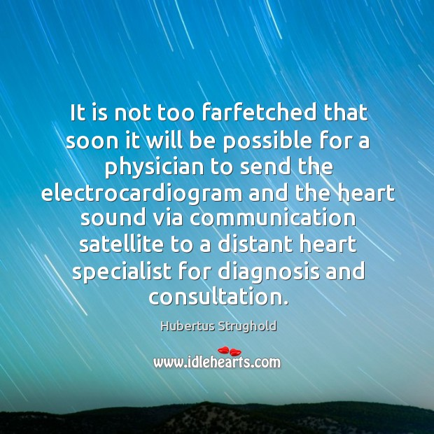 Image, It is not too farfetched that soon it will be possible for